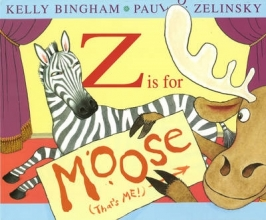 LBingham, Kelly Z is for Moose