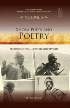 Jeff Opland Xhosa poets and poetry