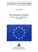 Kappler, Arno Der literarische Vergleich