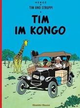 Herge Tim und Struppi 01. Tim im Kongo