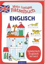 Bartl, Almuth,   Schnabel, Dunja Mein lustiges Rätselbuch Englisch