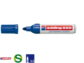 , Edding 550 blauw