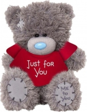 Ap701001 , Me to you knuffel valentijn just for you 16cm