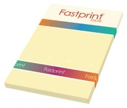 , Kopieerpapier Fastprint A4 80gr ivoor 100vel