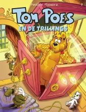 Toonder Marten, Tom Poes Hc07