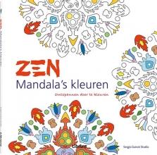 Sergio  Guinot Studio Zen - Mandala`s kleuren