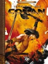 Kurt  Busiek Robert E Howard Collectie Legendes van Conan 2 Geboren op het slagveld
