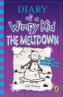 Jeff   Kinney,Diary of a Wimpy Kid: The Meltdown (Book 13)