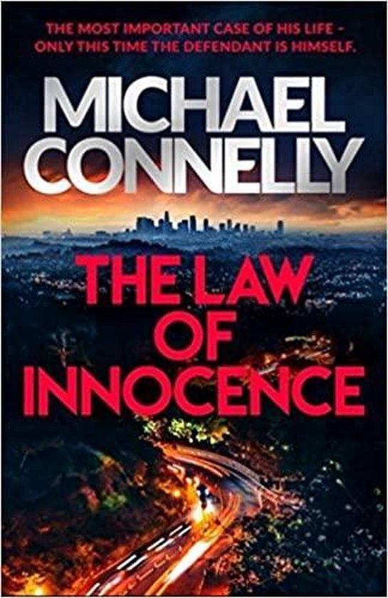 Michael Connelly,The Law of Innocence