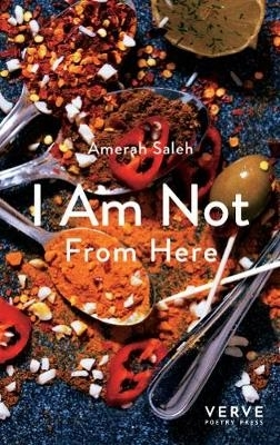 Amerah Saleh,I Am Not From Here