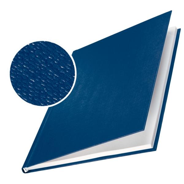 ,Inbindomslag Leitz 3.5mm harde kaft blauw