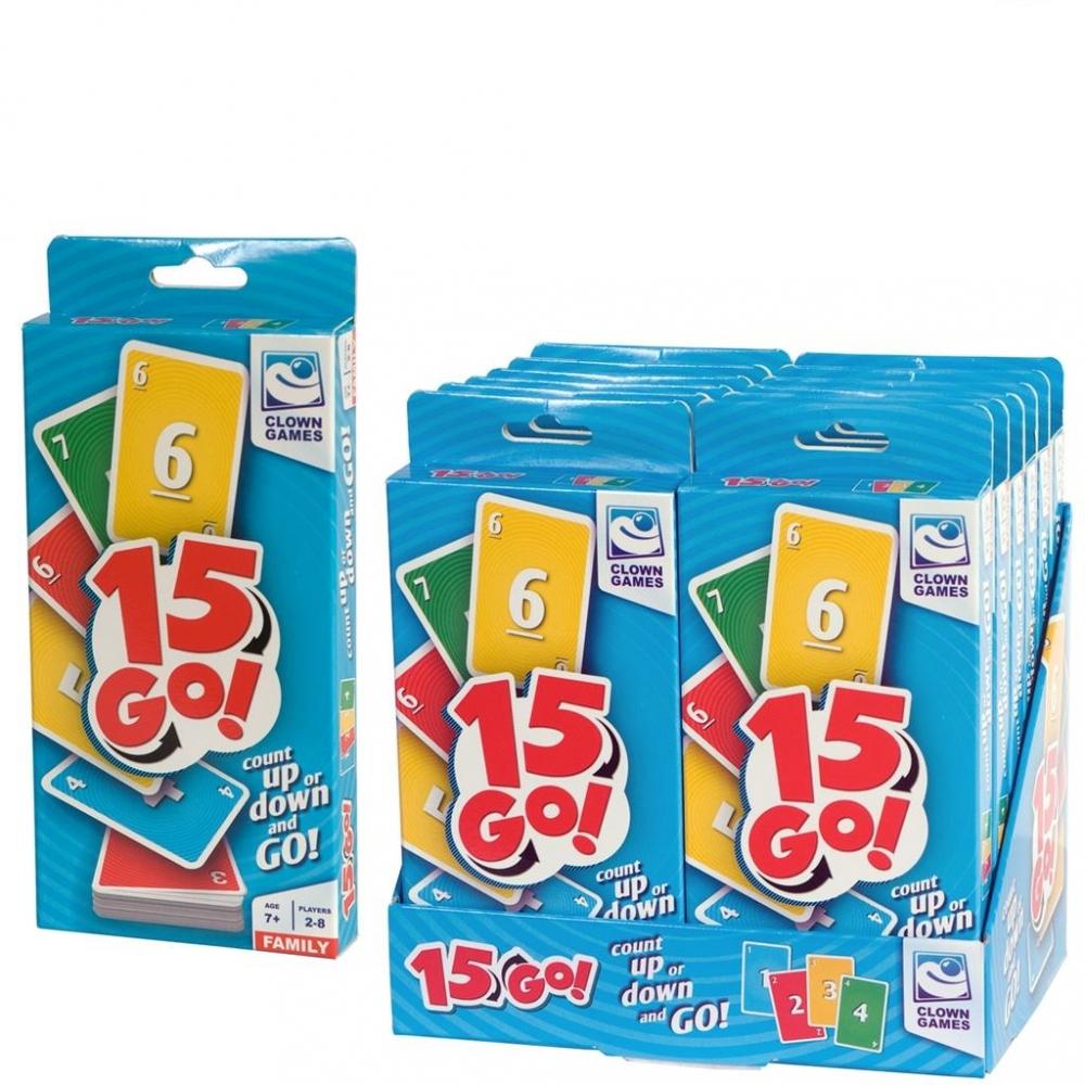 Cg-2000047,Clown 15 go! original