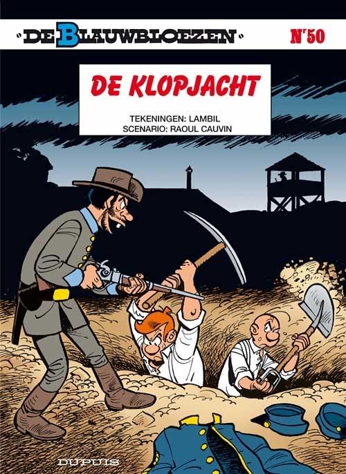Willy Lambil, Raoul Cauvin,De klopjacht