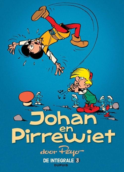 Peyo,Johan en Pirrewiet Integraal Hc03
