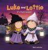Ruth  Wielockx, Luke and Lottie. It`s Halloween
