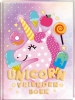 ,<b>VRIENDENBOEK UNICORN FANTASYEMOJI LOS - FSC MIX CREDIT</b>