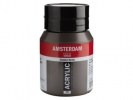 ,<b>Talens amsterdam acrylverf pot 500 ml. v.dijckbruin 403</b>