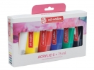 , Acrylverf Talens Art Creation assorti blister à 6stuks