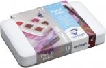 ,<b>Talens van gogh aquarelverf pocketbox 12 napjes roze en violet</b>