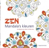<b>Sergio  Guinot Studio</b>,Zen - Mandala`s kleuren