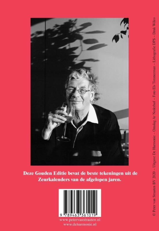 Peter van Straaten,Peter`s Zeurkalender 2021
