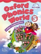 Oxford Phonics World 5 Student`s Book with MultiROM