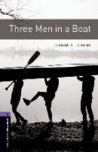 Jerome, Jerome Oxford Bookworms Library: Level 4:: Three Men in a Boat Audio Pack