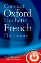 Oxford Dictionaries, Oxford Dictionaries Compact Oxford-Hachette French Dictionary