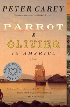 Carey, Peter Parrot and Olivier in America