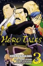 Zhou, Huang Jin Hero Tales 3
