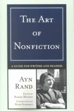 Rand, Ayn,   Mayhew, Robert The Art of Nonfiction