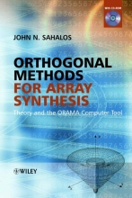 Sahalos, John Orthogonal Methods for Array Synthesis
