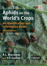 R.L. Blackman,   V. F. Eastop Aphids on the World`s Crops