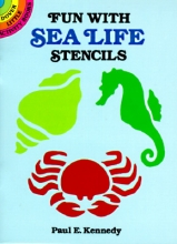 Paul E. Kennedy Fun with Sea Life Stencils