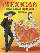 Tierney Mexican Folk Dance Paper Dolls