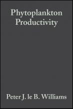 Peter J. le B. Williams,   David N. Thomas,   Colin S. Reynolds Phytoplankton Productivity