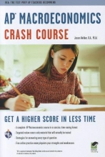 Welker, Jason AP(R) Macroeconomics Crash Course Book + Online