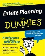 Caverly, N. Brian,   Caverly, Brian,   Simon, Jordan S. Estate Planning for Dummies