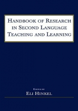 Hinkel, Eli Handbook of Research in Second Language Teaching and Learning