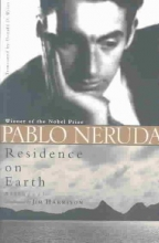 Neruda, Pablo,   Walsh, Donald Devenish Residence on Earth/Residencia en la Tierra
