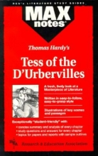 Grimes, Charles Tess of the D`Urbervilles (Maxnotes Literature Guides)
