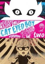 Umezu, Kazuo Cat Eyed Boy, Volume 2