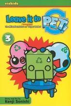 Sonishi, Kenji Leave It to Pet! 3