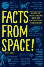 Dean Regas Facts from Space!