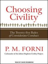 Forni, P. M. Choosing Civility