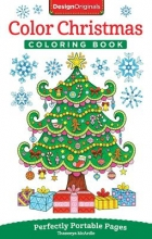 Thaneeya McArdle Color Christmas Coloring Book