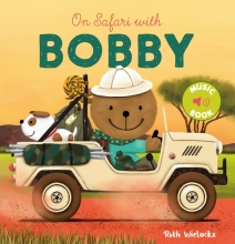 Ruth  Wielockx On safari with Bobby (music book)