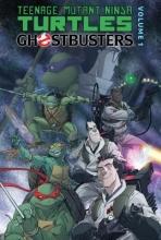 Burnham, Erik,   Waltz, Tom Teenage Mutant Ninja Turtles Ghostbusters 1