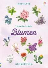 Miles, Lisa,   Bee, Joyce,   Burn, Hilary Sticker-Wissen Natur: Blumen