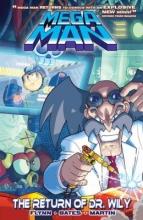 Flynn, Ian Mega Man 3